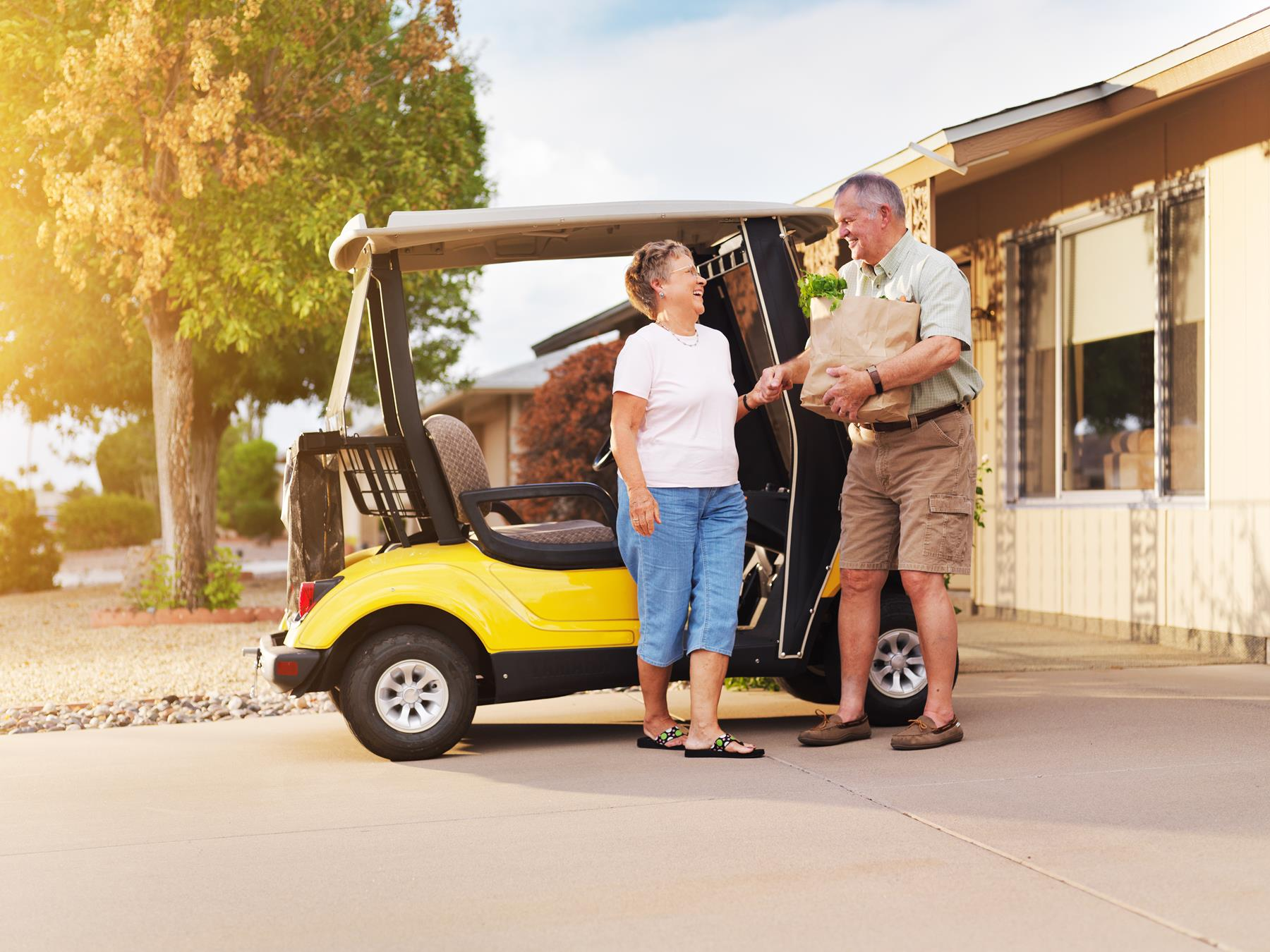 3 Golf Cart Accessories You Can't Live Without