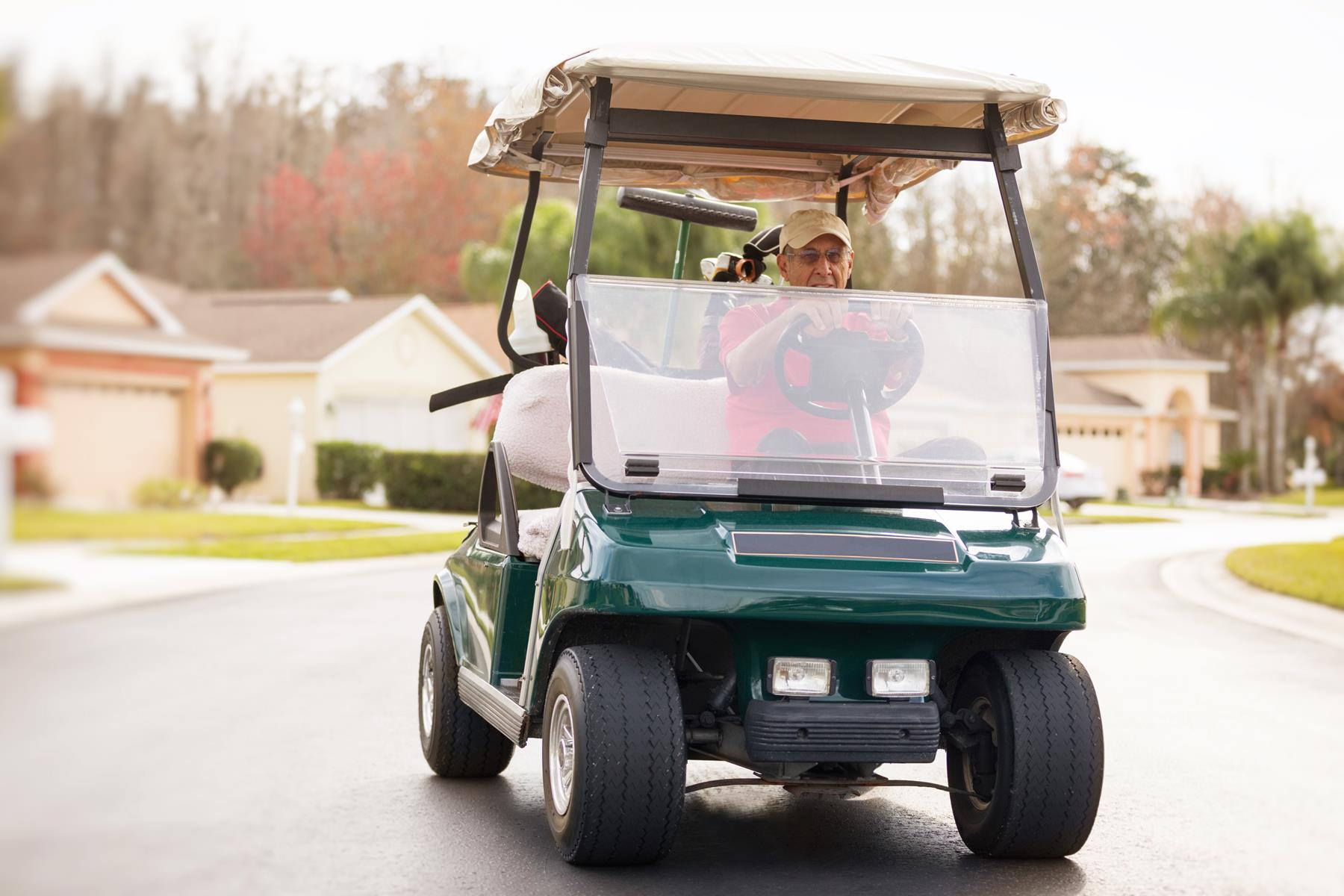 Mobile Golf Cart Repair in The Villages, FL